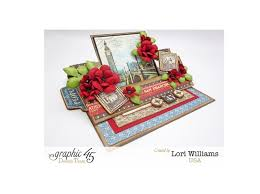 create a card how to create a swing easel card snapguide