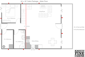 house floor plans for 20x24 20x24 cabin floor plans cabins floor