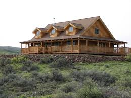 Log Cabin Plans With Wrap Around Porch Baby Nursery Ranch Style Home With Wrap Around Porch Ranch Style