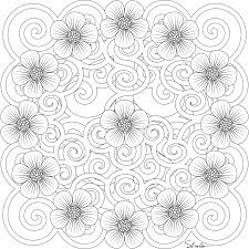 free printable flower image this image has great detail and