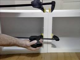 Kitchen Cabinet Clamps How To Build Window Seat From Wall Cabinets How Tos Diy