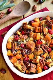 sweet potato thanksgiving dish sweet potato cranberry pecan stuffing lemon tree dwelling