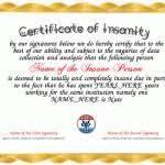fun certificate templates fun certificates templates 37 gif army bmi chart
