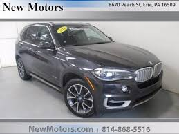 certified bmw x5 certified used 2014 bmw x5 for sale erie pa vin 5uxkr0c52e0k44860