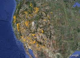 map of oregon gold mines gold maps gold claims