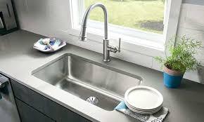 low divide drop in kitchen sink low divide kitchen sink gourmet sinks lisacintosh