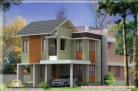 New Home Designs Kerala Style Kerala House Model Latest Style Home Design House Plans 12833