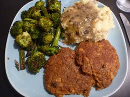 thanksgiving veggies where the veggies are a very vegan thanksgiving chickpea cutlets
