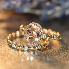 morganite bridal set morganite bridal set ideas collections