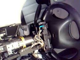 how to a remove steering wheel youtube