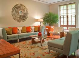 teal and orange living room sustainablepals org