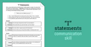 Conflict Resolution Worksheets For Kids I