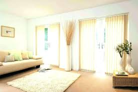 Curtains For Sliding Glass Patio Doors Patio Door Curtain Ideas Door Curtains Ideas Image Of Sliding