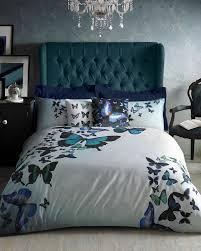 Selfridges Duvet Butterfly Collective Cotton King Duvet Cover Black Gifts For