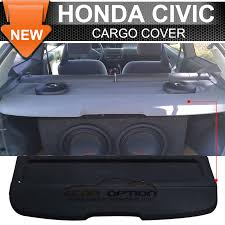 94 honda civic eg hatchback 92 95 honda civic eg oe factory style black rear cargo hatch trunk