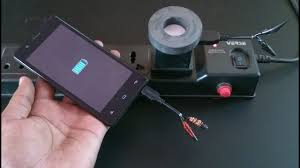 phone charger convert into wireless charger youtube
