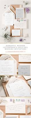 wedding invitations in whimsical blush and grey letterpress wedding invitations paper