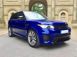 used 2017 land rover range rover sport for sale in west yorkshire