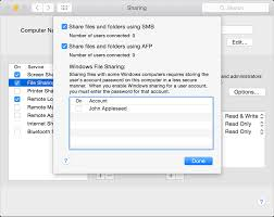 how to connect with file sharing on your mac apple support