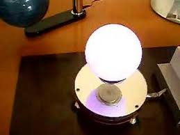 levitation device floating lamp youtube