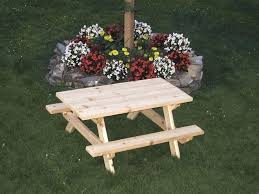 childrens wooden picnic table benches childs picnic table pine wood kids picnic table childs picnic table