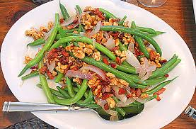 fall sides week 2016 green beans and roasted vegetables be
