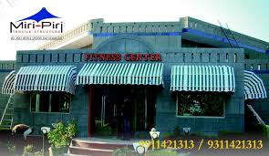 Commercial Retractable Awnings Mp Commercial Awnings Canopies New Delhi Commercial Awnings