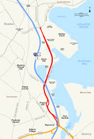T Map Boston Ma by Morrissey Boulevard Wikipedia