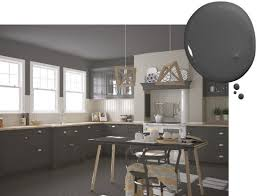 kitchen wall colors with black cabinets 20 trending kitchen cabinet paint colors