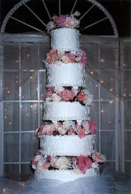 5 tier wedding cake griff s goodies wedding cakes