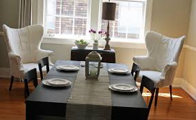Centerpieces For Dining Room Tables Dining Room Delightful Decorating A Dining Room Table On A