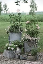 Recycled Garden Decor 10 Fun Garden Decorations To Make Your Landscape Amazing The