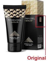 4 piece titan gel gold for men guaranteed original from russia gel