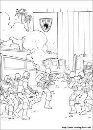 america civil war coloring picture