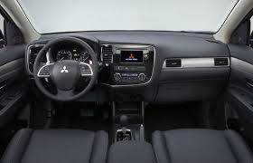Mitsubishi Outlander Sport 2013 Interior Outlander 2013