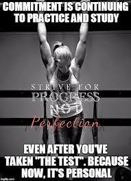 Fitness Motivation Memes - fitness motivation meme perfection progress pureformpft pft purf