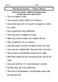 brilliant ideas of common nouns proper nouns and pronouns