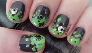 arcadianailart witch u0027s brew halloween nail art design