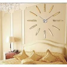 new wall clock real clocks reloj de pared modern design qua living