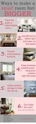 Things To Do With A Spare Room Creative Ways To Make Your Small Bedroom Look Bigger Small Rooms