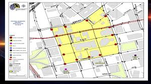 Dallas Map Traffic by Downtown Dallas Streets Buildings To Reopen Monday Nbc 5 Dallas