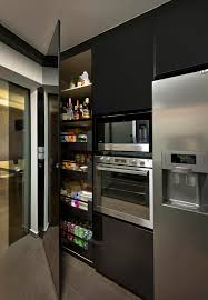Interior Design Kitchen Photos 53 Stylish Black Kitchen Designs Black Kitchens Singapore And