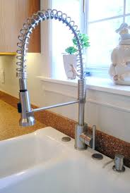 review of kitchen faucets pull down faucet olvera 1 handle high arc pull down kitchen