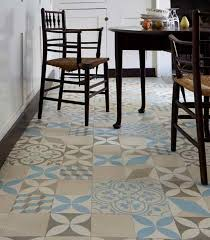 Kitchen Vinyl Flooring by Trends In Patterned Flooring Vinyls Mardi Gras And Grey