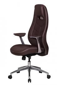Schreibtischstuhl Finebuy Bürostuhl Bale Echt Leder Braun Schreibtischstuhl Mit