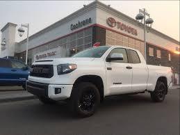 toyota tundra motorhome find new u0026 used toyota cars trucks and suvs at cochrane toyota