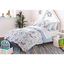 Pony Comforter Full Horse Comforter Set Ebay