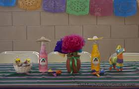 How To Make Mexican Paper Flowers - my mexican fiesta baby shower