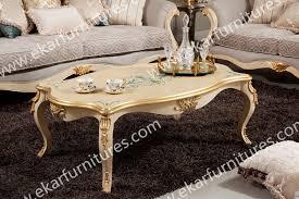 antique centre table designs classic rustic glass top wooden centre table designs fc 102