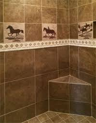 tiles ideas western wildlife tile ideas kitchen backsplash bathroom shower